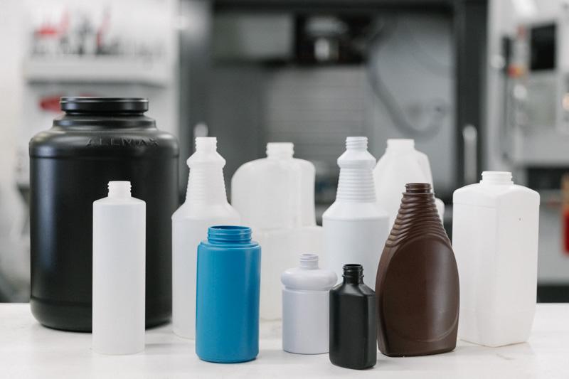 Innovation Mold & Tool Plastic Blow Mold